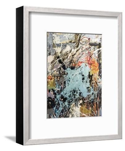 Winter Sunset-William Montgomery-Framed Art Print
