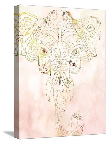 Mandala Wild 1-Kimberly Allen-Stretched Canvas Print