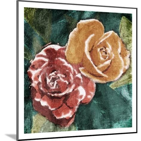 Loving Roses-OnRei-Mounted Art Print