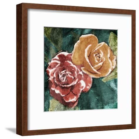 Loving Roses-OnRei-Framed Art Print