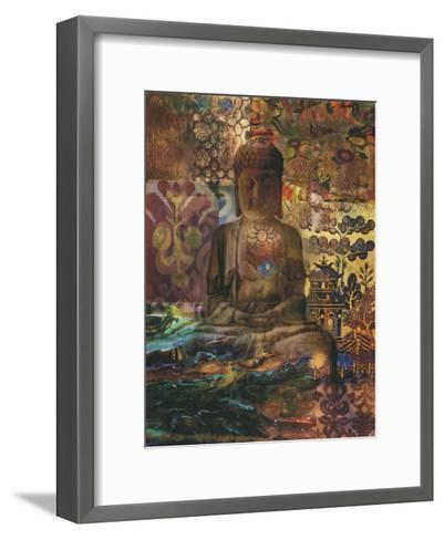 Buddah Zen-Smith Haynes-Framed Art Print