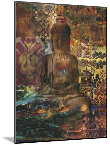 Buddah Zen-Smith Haynes-Mounted Art Print