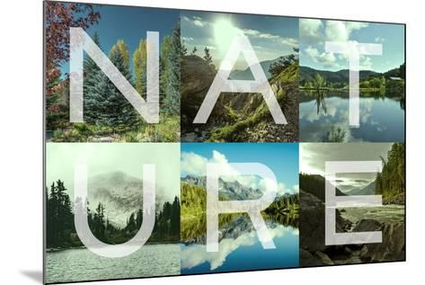 Nature Patch-Marcus Prime-Mounted Art Print