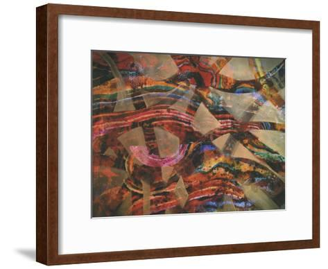 Trippy Vines 1-Smith Haynes-Framed Art Print