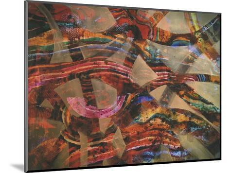 Trippy Vines 1-Smith Haynes-Mounted Art Print