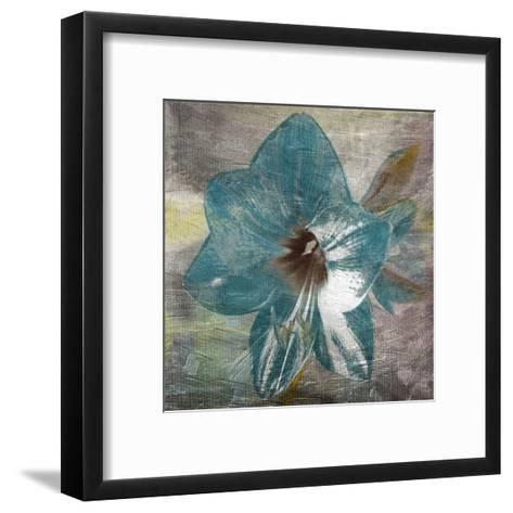 Vibrany Lily-Sheldon Lewis-Framed Art Print