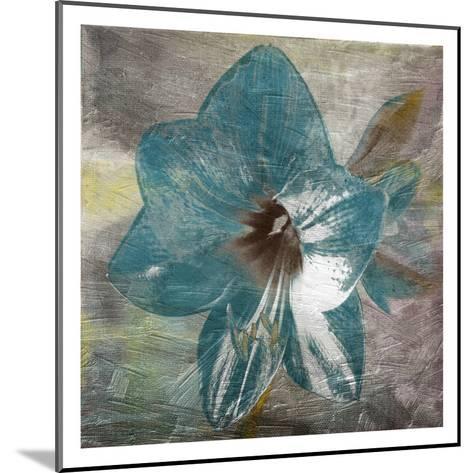 Vibrany Lily-Sheldon Lewis-Mounted Art Print