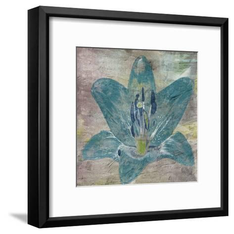 Vibrany Lily 2-Sheldon Lewis-Framed Art Print