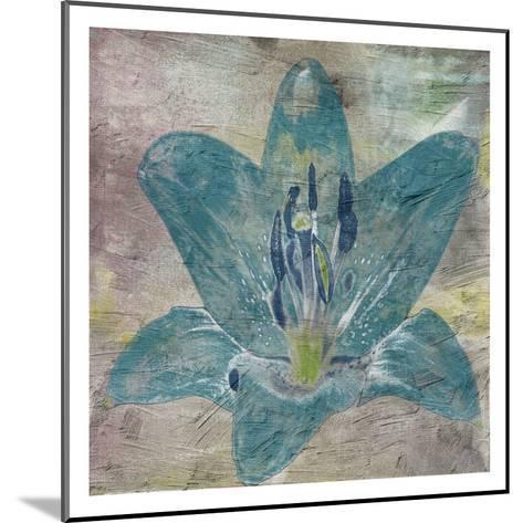 Vibrany Lily 2-Sheldon Lewis-Mounted Art Print