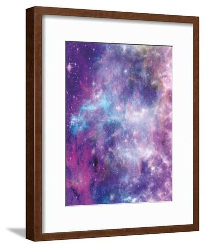 Into The Depths 1-Marcus Prime-Framed Art Print