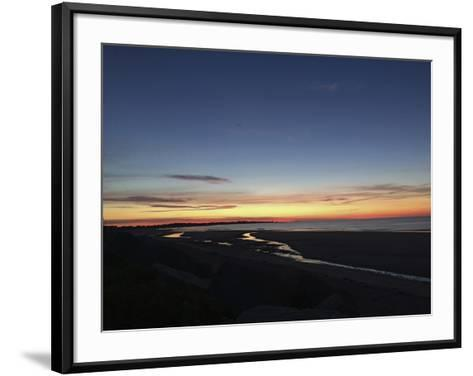 Majestic Sunset 1-Marcus Prime-Framed Art Print