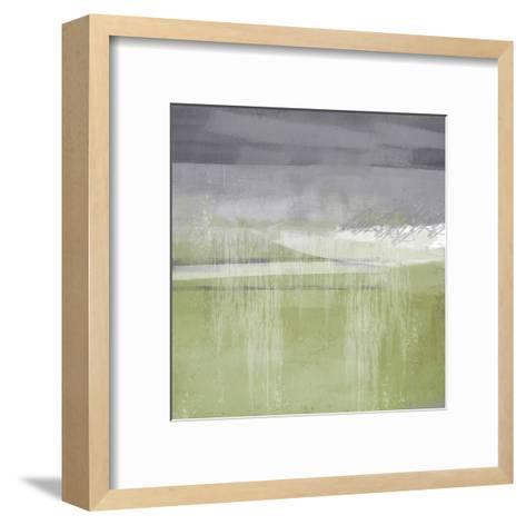 Golden Moonlight 1-Cynthia Alvarez-Framed Art Print