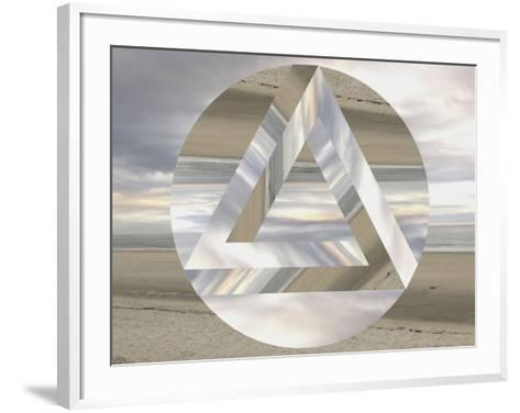 Triangular Morning-Marcus Prime-Framed Art Print