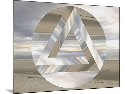 Triangular Morning-Marcus Prime-Mounted Art Print