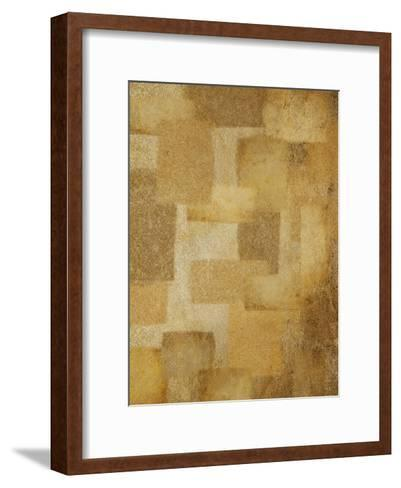 Golden Quilt-Marcus Prime-Framed Art Print