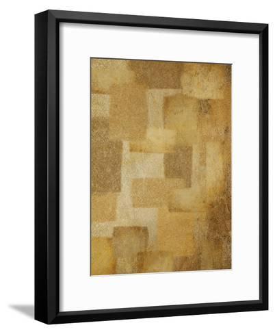 Golden Quilt-Marcus Prime-Framed Art Print