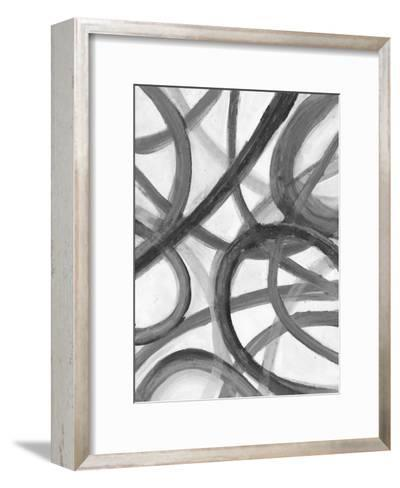 Black Stroke-Smith Haynes-Framed Art Print