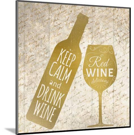 Red Wine-Kimberly Allen-Mounted Art Print