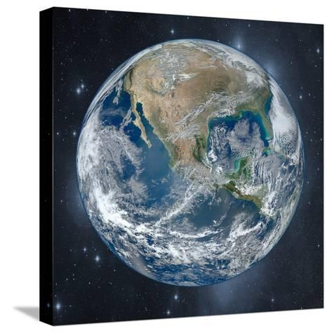 Earth Of Wonder 2-Marcus Prime-Stretched Canvas Print