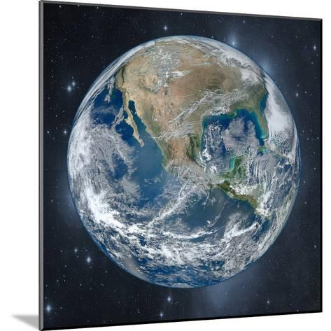 Earth Of Wonder 2-Marcus Prime-Mounted Art Print