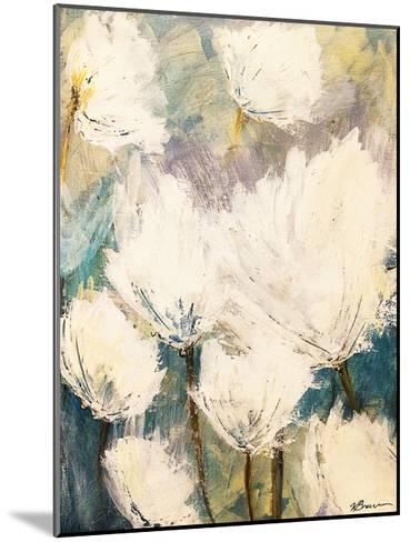 Floral Outburst-Victoria Brown-Mounted Art Print