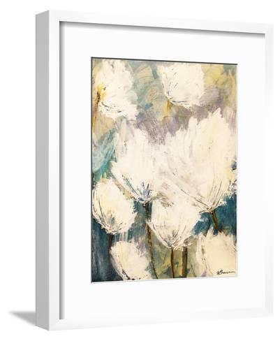 Floral Outburst-Victoria Brown-Framed Art Print