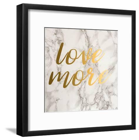 Love More-Jelena Matic-Framed Art Print