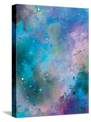 Galaxy 4-Victoria Brown-Stretched Canvas Print