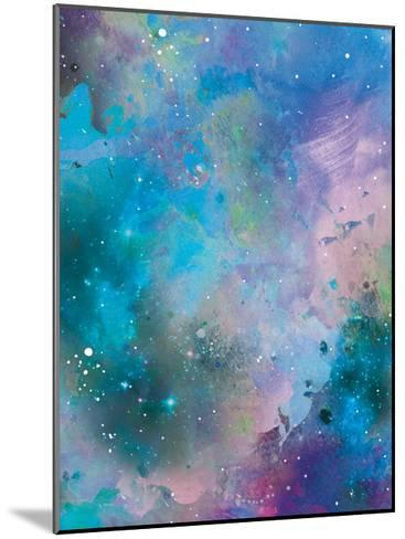 Galaxy 4-Victoria Brown-Mounted Art Print
