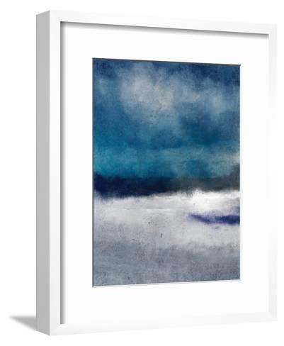 Layers of Sky-Kimberly Allen-Framed Art Print