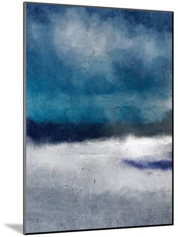 Layers of Sky-Kimberly Allen-Mounted Art Print