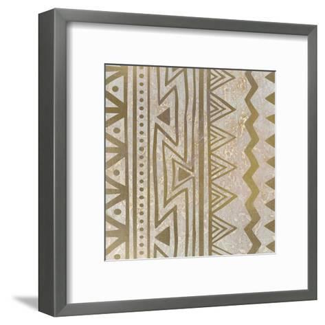 Global Pattern B-Kimberly Allen-Framed Art Print