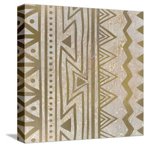 Global Pattern B-Kimberly Allen-Stretched Canvas Print