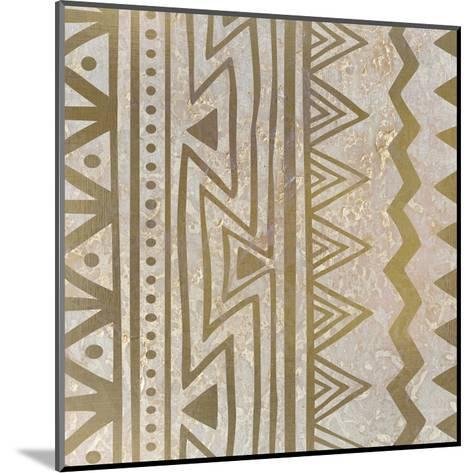 Global Pattern B-Kimberly Allen-Mounted Art Print