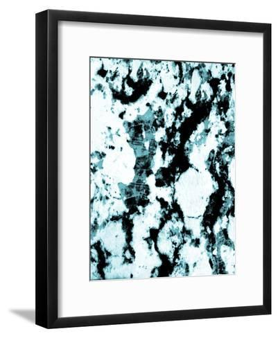 Pure Abstract-Sheldon Lewis-Framed Art Print
