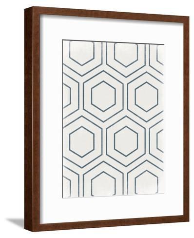 Pure Geo-Sheldon Lewis-Framed Art Print