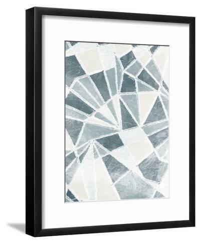 Pure Contemporary-Sheldon Lewis-Framed Art Print