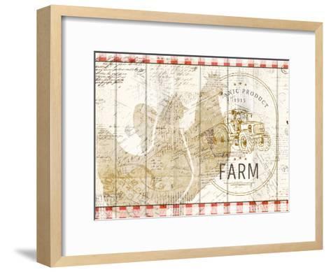 Farm Fresh 2-Kimberly Allen-Framed Art Print