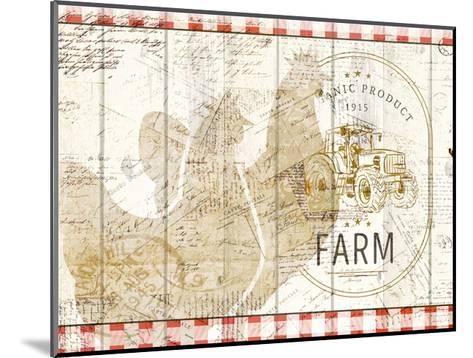 Farm Fresh 2-Kimberly Allen-Mounted Art Print