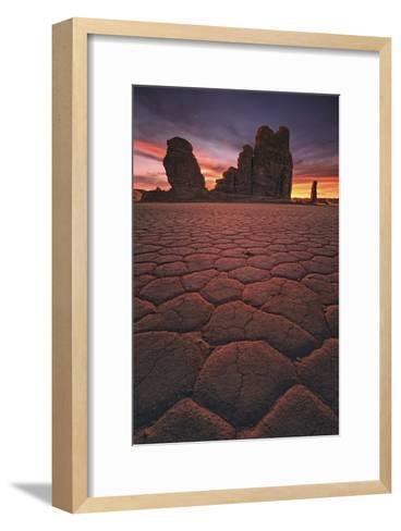The End-Sakhr Abdullah-Framed Art Print