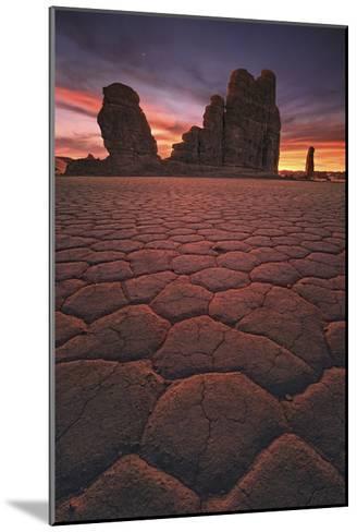 The End-Sakhr Abdullah-Mounted Giclee Print