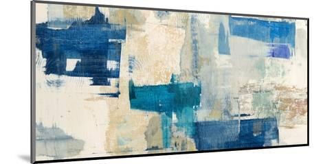 Rhapsody in Blue-Anne Munson-Mounted Giclee Print