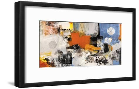 Youth (detail)-Arthur Pima-Framed Art Print