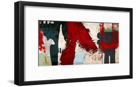 Eccentric Motion-Anne Munson-Framed Art Print