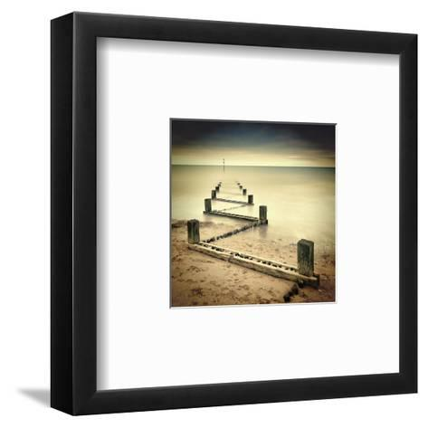 Beach Memories-Michael Oates-Framed Art Print