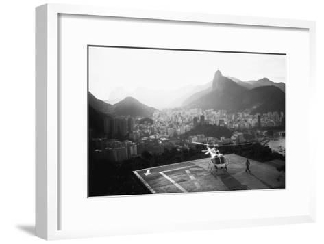 Rio-Marco Virgone-Framed Art Print
