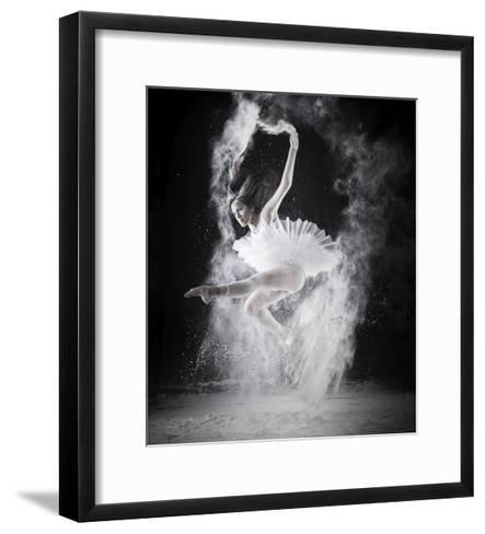 F L Y-Yudhistira Yogasara-Framed Art Print