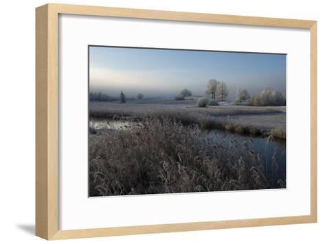 Cold-Nina Pauli-Framed Art Print