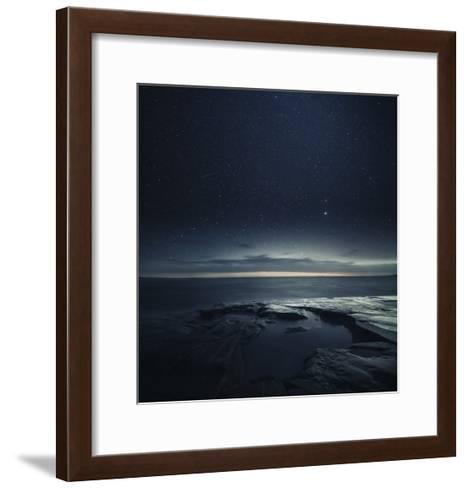Untitled-Mika Suutari-Framed Art Print