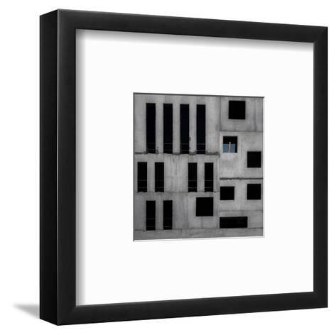 Isolation Cell-Gilbert Claes-Framed Art Print